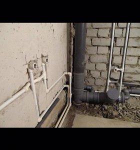 Ванна,туалет под ключ