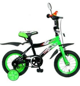 "Велосипед ""12""LIDER SHARK"
