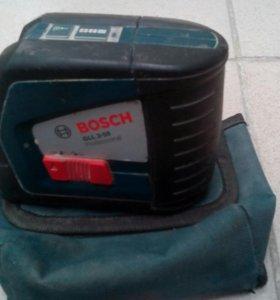 Лазерный уровень bosch gll2-50