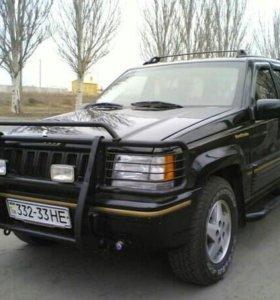 Кенгурин для Jeep Grand Cherokee ZJ