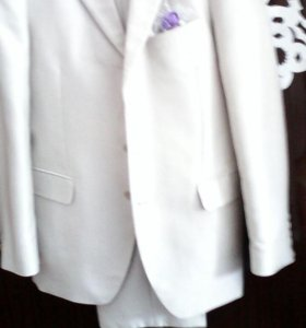 Свадебный кастюм