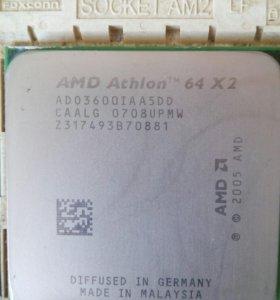 Процессор Athlon 64x2 3600+