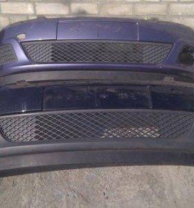 Передние бампера на форд фиеста