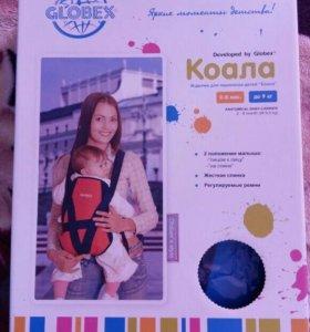 Новая сумка-переноска Коала