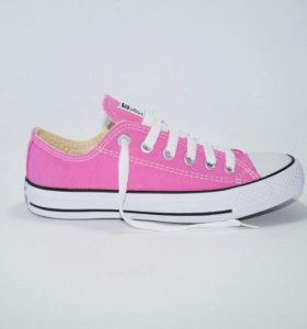 Кеды Converse розовые