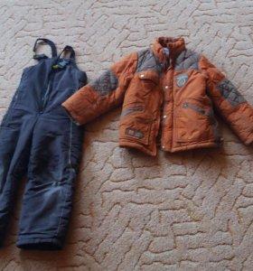 Зимняя куртка даром