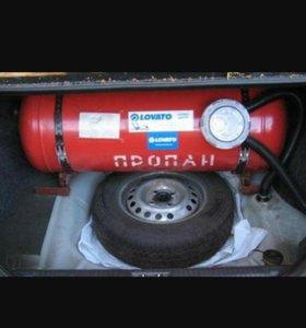 Газовая установка в машину