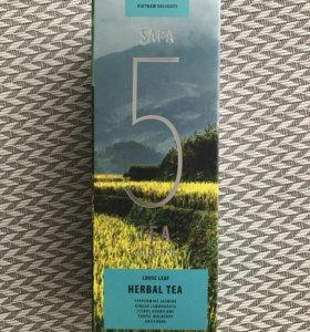 Коллекция 5 листовых чаев Vietnam Delights