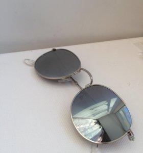 Солнцезащитные очки хром 2