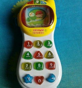 Музыкальный телефон.