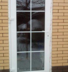 Металапластиковые окна и двери
