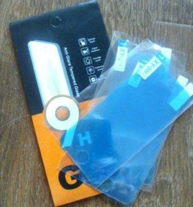 Защитные плёнки для айфонов 5s и 6s