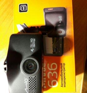 Видеорегистратор автомобильный Mio MiVue 636