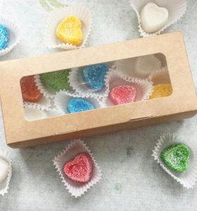 Сахарные скрабики для тела
