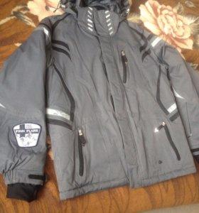 Куртка мужская зимняя Finn flare