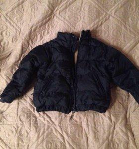 Детская демисезонная куртка