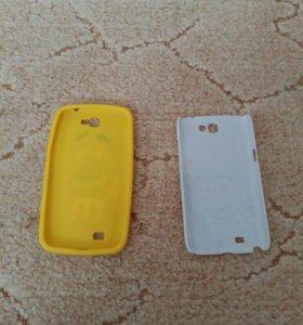 Чехол на телефон Samsung Galaxi Note2