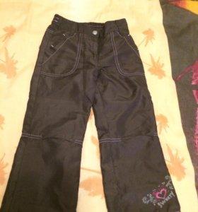 Брюки и джинсы на девочку