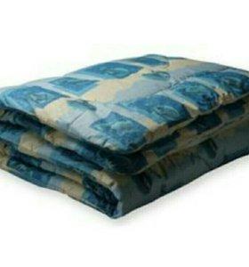 Одеяло овечья шерсть легкое