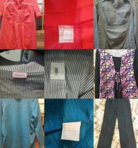 Блузка, рубашка, кофточка, водолазка, брюки