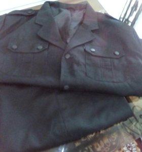 Костюм(куртка+брюки)