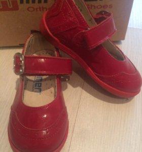 Новые туфли minimen 20