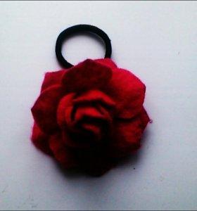 Роза резинка