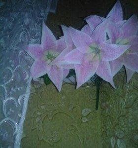 Цветок искуственый