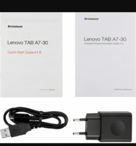 Новый планшет Lenovo