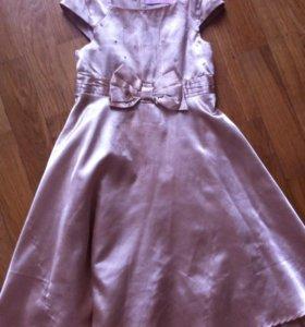 Нарядные платья 5-7 лет