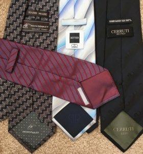 Мужские галстуки б/у фирменные
