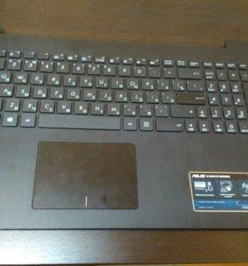 Клавиатура для ноутбука asus с тачпадом