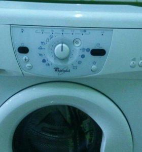 Whirpool стиральная машинка на 6кг