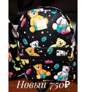 Новый рюкзак к/з😍😍😍