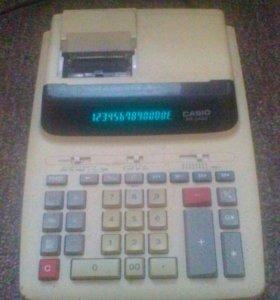 Продам рабочий раритетные калькулятор