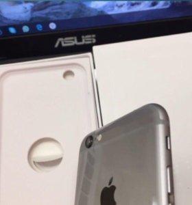 iPhone 6 16gb Space Gray идеальный