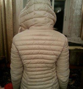Куртка осень весна 42!