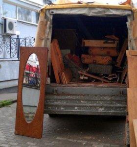 Очистка квартир, гаражей, дач перед продажей