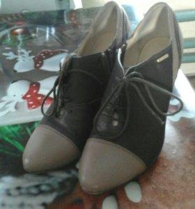 Туфли 35 размер в хорошем состояние