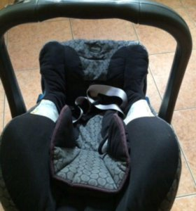 Автолюлька Romer Baby Safe 0+