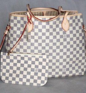 Сумка Louis Vuitton Neverfull Damier