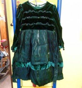 Платье для девочки 8лет