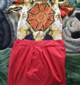 Платье ( италия )