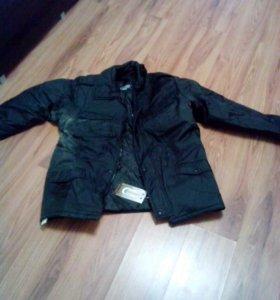 Куртка зииняя