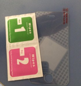 Стекло iPhone 4s