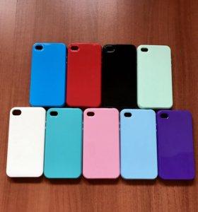 Чехлы iPhone 4, 4S
