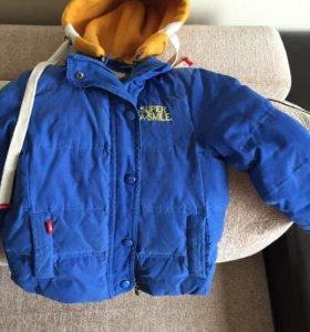 Детская куртка, 110-116