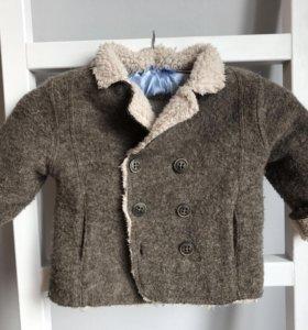Пальто, куртка Zara kids