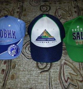 Клубные кепки