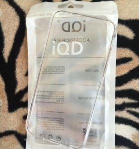 Чехол силиконовый на iPhone 7
